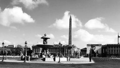 Place de la Concorde-Avril 2020
